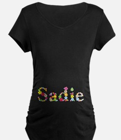 Sadie Bright Flowers T-Shirt
