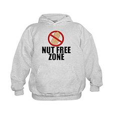 Nut Free Zone Hoodie