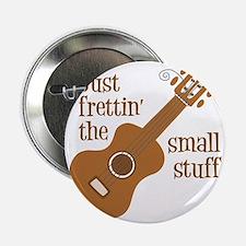 """Frettin tan uke 2.25"""" Button"""