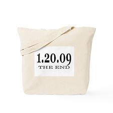 Bush THE END Tote Bag