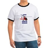 Proud coast guard husband Ringer T