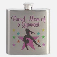 SUPER GYMNAST MOM Flask