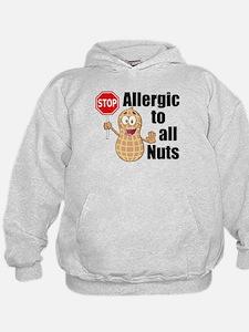 Peanut Allergy Hoodie