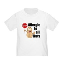 Peanut Allergy T