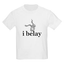 I Belay T-Shirt