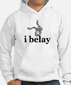 I Belay Jumper Hoody