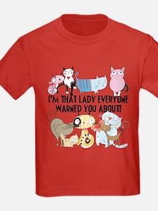That Cat Lady T