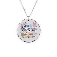 That Cat Lady Necklace
