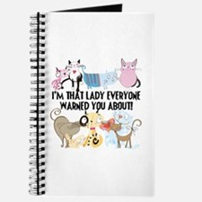 That Cat Lady Journal