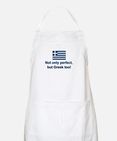 Perfect Greek BBQ Apron