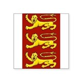 English lion Bumper Stickers