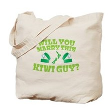Will you Marry this KIWI guy? Tote Bag