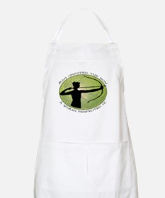 women's archery competition   BBQ Apron