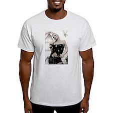 Python Club Ash Grey T-Shirt