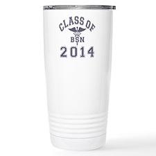 Class Of 2014 BSN Travel Mug