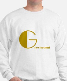 G reyhound WOMENS SWEATSHIRT