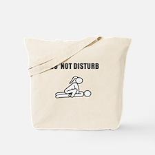 Do Not Disturb<br> Tote Bag