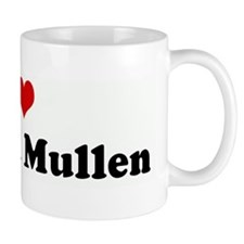 I Love Edward Mullen Coffee Mug