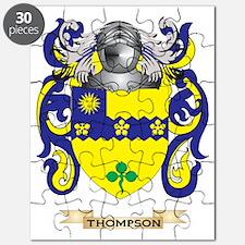 Thompson (Ireland) Family Crest (Coat of Ar Puzzle