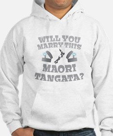 Will you Marry this MAORI TANGATA guy? Jumper Hood