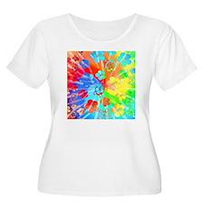 Tie Dyed Honu T-Shirt