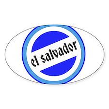 El Salvador Pride Decal