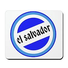 El Salvador Pride Mousepad