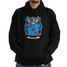 Thorsen Family Crest (Coat of Arms) Hoodie
