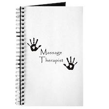 Handprints Massage Therapist Journal