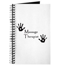 Handprints Massage Therapist Journal