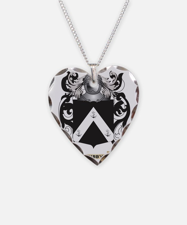 Tibby Family Crest (Coat of A Necklace
