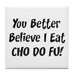 Cho Do Fu Tile Coaster