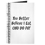 Cho Do Fu Journal