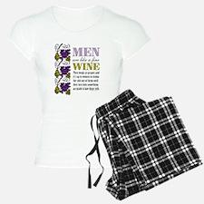 Men Like Fine Wine Pajamas