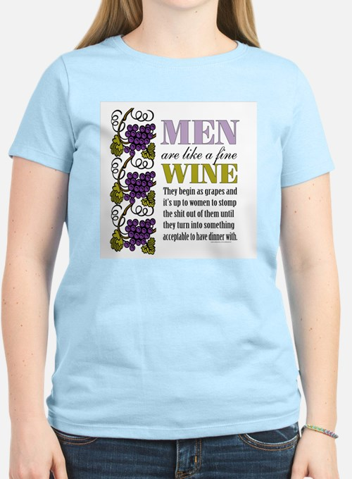 Men Like Fine Wine T-Shirt