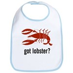 got lobster? Bib