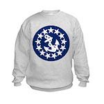 Stars and Anchor Kids Sweatshirt