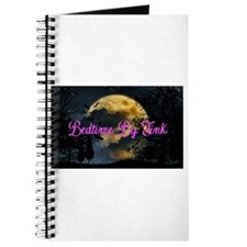 Bedtime By Tink Midnight Moon Journal