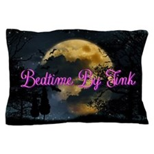 Bedtime By Tink Midnight Moon Pillow Case