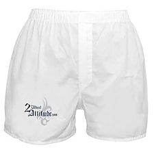 2 Wheel Attitude Boxer Shorts