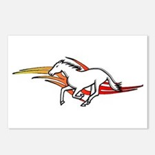 Tattoo Horse Postcards (Package of 8)