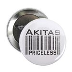 Akita Priceless Weathered Barcode 2.25
