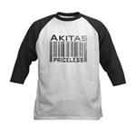 Akita Priceless Weathered Barcode Kids Baseball Je