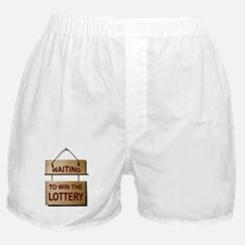 LOTTERY Boxer Shorts
