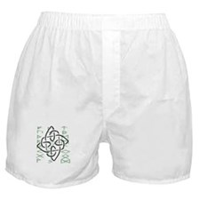 Celtic Graphic Boxer Shorts