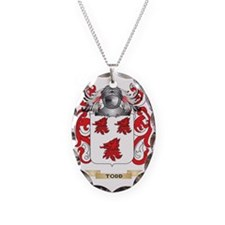Todd Family Crest (Coat of Arm Necklace
