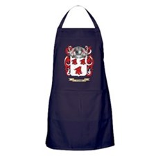 Todd Family Crest (Coat of Arms) Apron (dark)