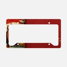 Scorpio Historical License Plate Holder