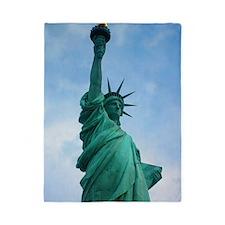 Statue of Liberty Twin Duvet