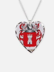 Toledo Family Crest (Coat of  Necklace